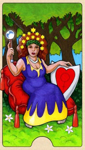 The Empress - Tarot Birth Cards