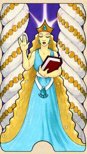 Tarot Compatibility The High Priestess