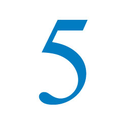Numerology Compatibility Number 5