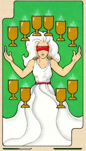 Temperance - Tarot Birth Cards